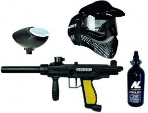 Tippmann FT-12 rental set