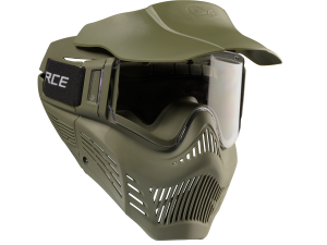 Maska paintballowa Vforce Armor single olive