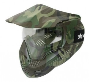 Maska paintballowa Sly Annex MI-7 thermal camo