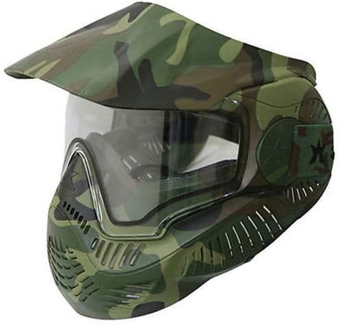 Maska paintballowa Valken MI-7 thermal camo